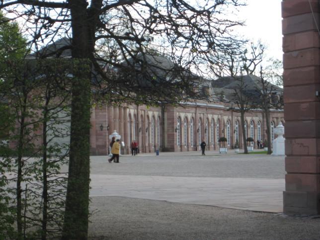 Schloss in Schwetzingen (Bild: Klaus Dapp)
