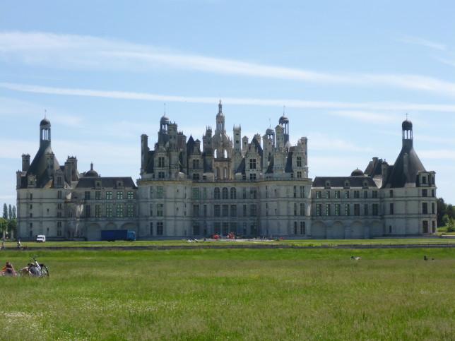 Schloss Chambord (Bild: Klaus Dapp)