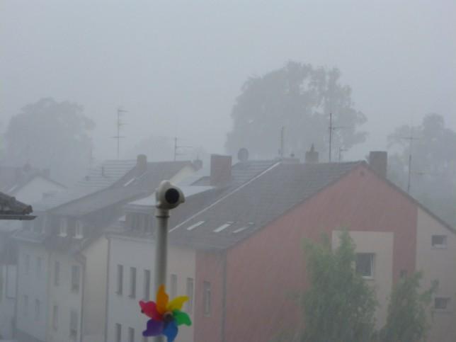 Weltuntergang in Darmstadt (Bild: Klaus Dapp)