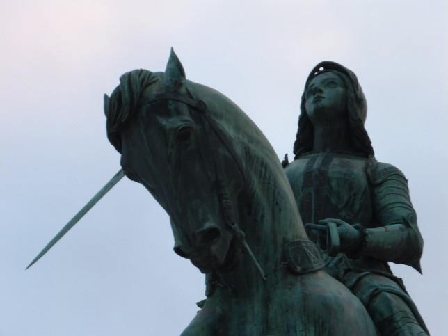 Jungfrau von Orleans (Bild: Klaus Dapp)