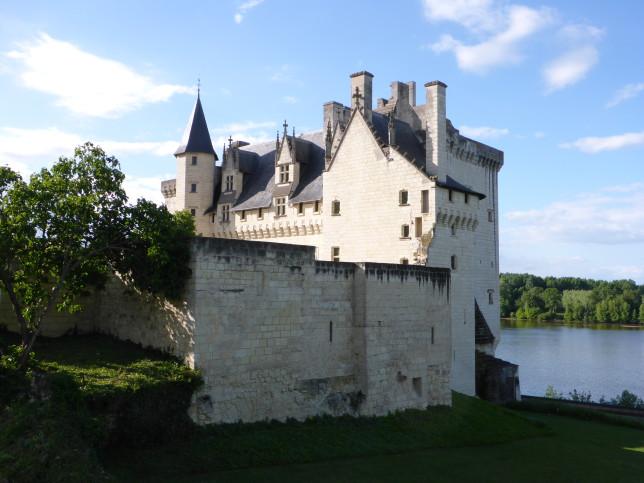 Burg von Montsoreau (Bild: Klaus Dapp)