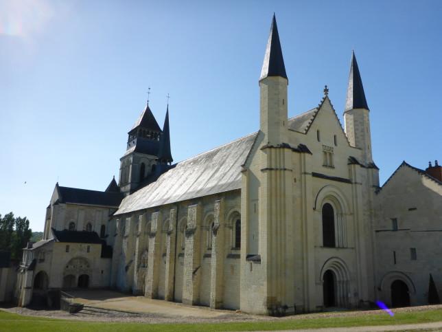 Abtei von Fontevraud (Bild: Klaus Dapp)