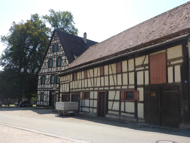 Wirtschaftsgebäude im ehemaligen Kloster in Blaubeuren (Bild: Klaus Dapp)