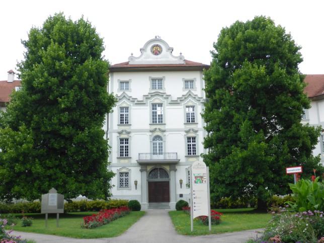 Schloss in Bad Wurzach (Bild: Klaus Dapp)