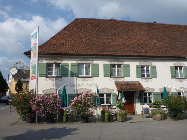 Gasthof Mohren in Leutkirch (Bild: Klaus Dapp)
