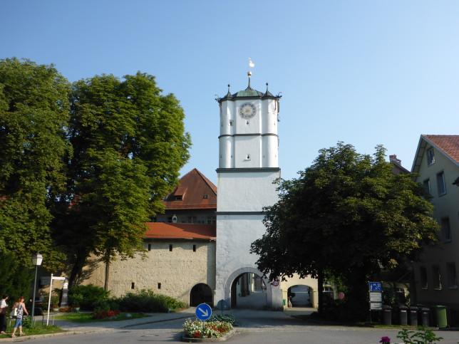 Stadttor in Wangen (Bild: Klaus Dapp)
