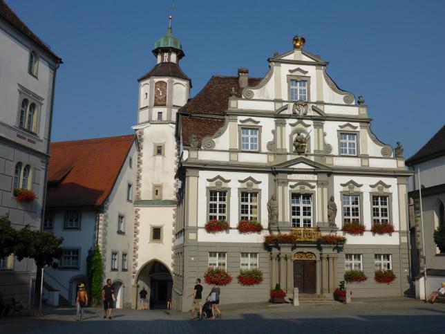 Altstadt von Wangen (Bild: Klaus Dapp)