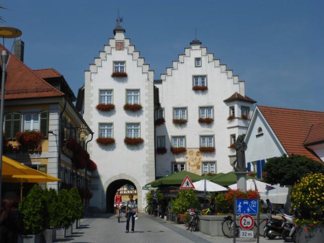 Stadttor von Tettnang (Bild: Klaus Dapp)