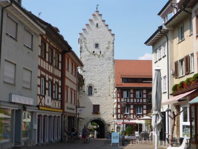 Stadttor von Markdorf (Baden) (Bild: Klaus Dapp)