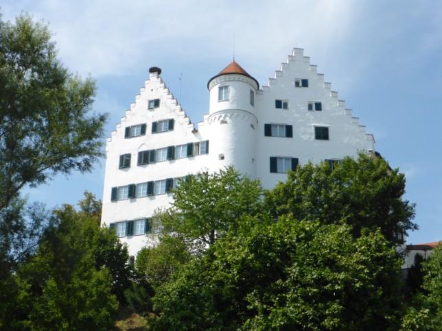 Schloss Aulendorf (Bild: Klaus Dapp)