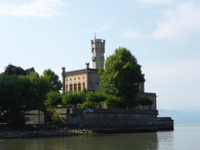 Schloss Montfort in Langenargen (Bild: Klaus Dapp)