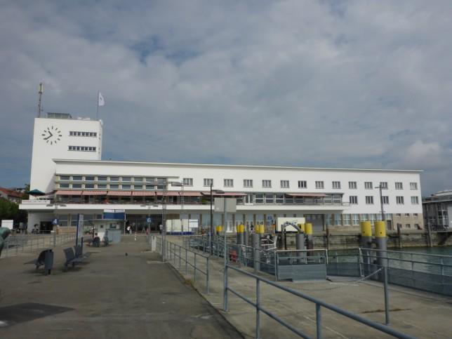 Zeppelin Museum im ehemaligen Hafenbahnhof in Friedrichshafen (Bild: Klaus Dapp)
