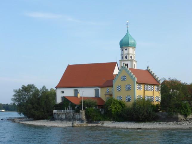 Wasserburg (Bild: Klaus Dapp)