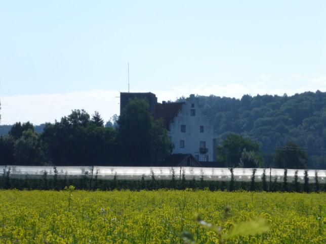 Schloss Giessen (Bild: Klaus Dapp)
