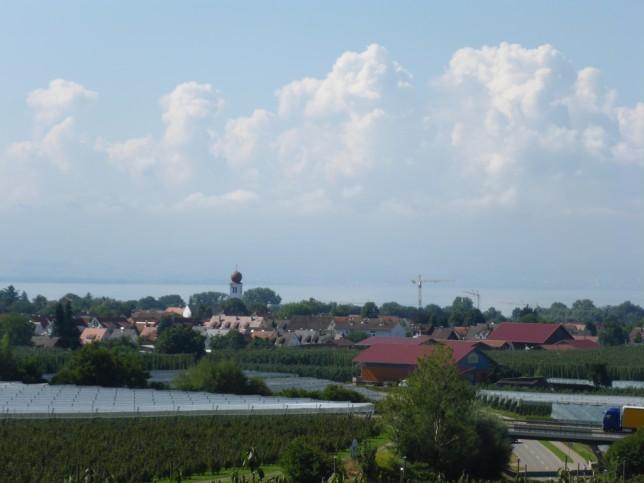 Blick über Kressbronn (Bild: Klaus Dapp)