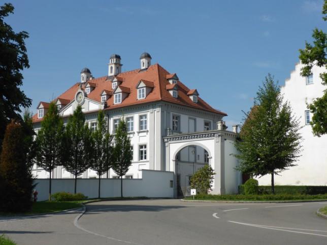 Schloss Kippenhausen (Immenstaad) (Bild: Klaus Dapp)