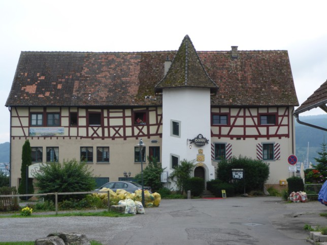 Schloss Gaienhofen (Bild: Klaus Dapp)