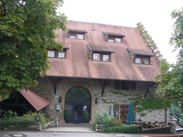Gästehaus Wasserstelz in Hohentengen (Bild: Klaus Dapp)