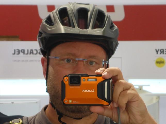 Helmtest (Bild: Klaus Dapp)