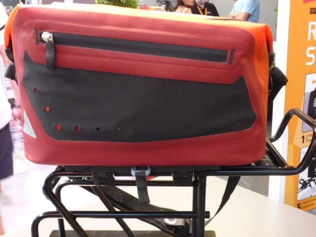 Kleinste Version der neuen Trunk-Bag (Bild: Klaus Dapp)