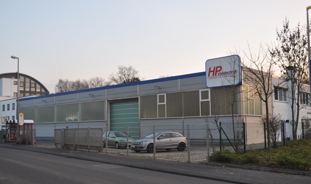 Firmensitz von HP Velotechnik in Kriftel (Bild: Klaus Dapp)