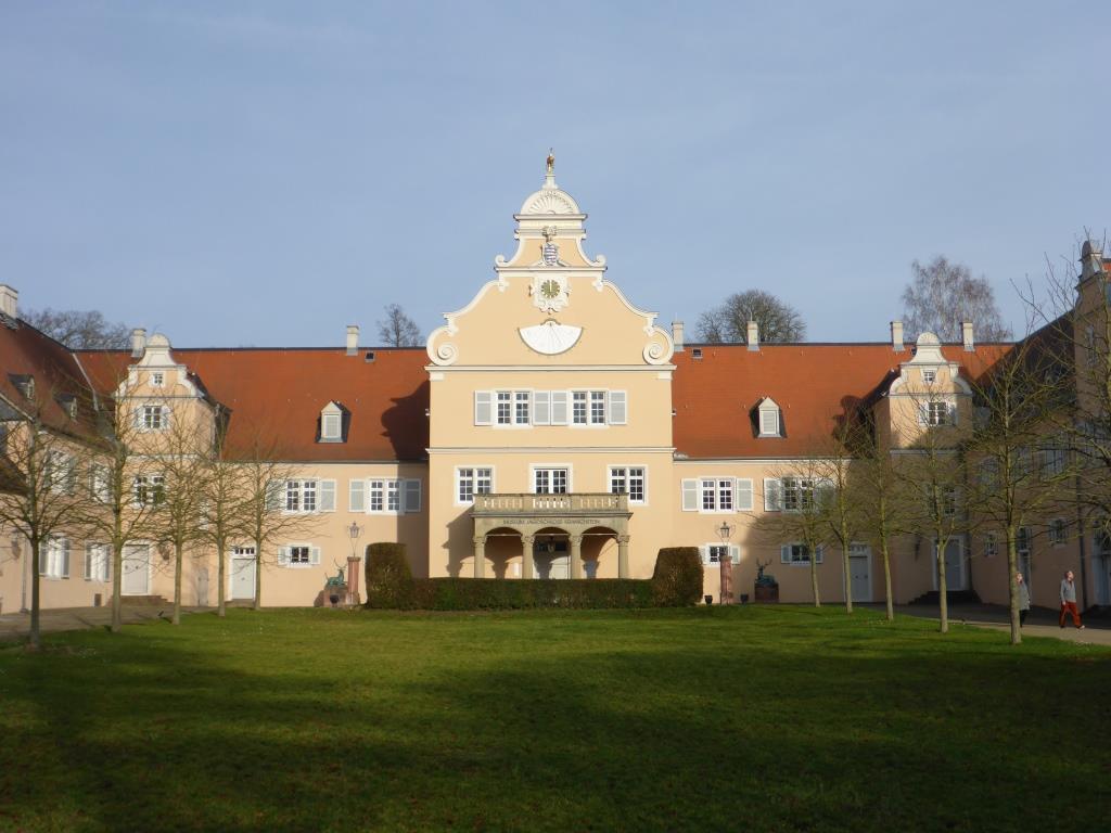 Jagdschloss Kranichstein (Bild: Klaus Dapp)