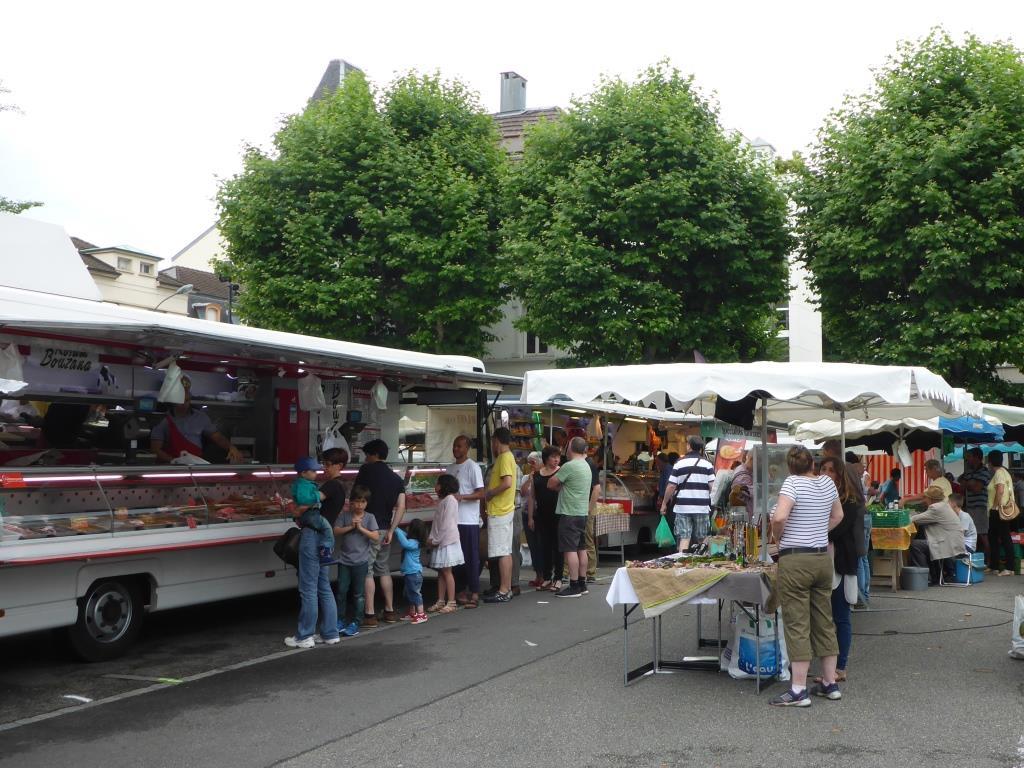 Markt in St. Luis (Bild: Klaus Dapp)