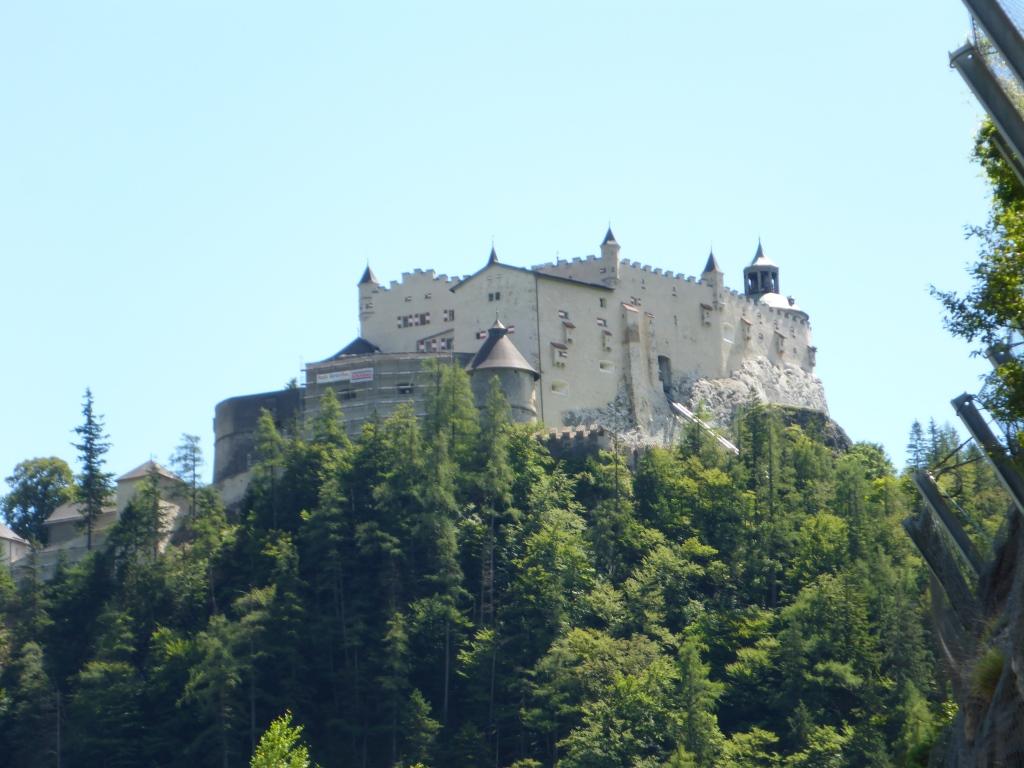 Festung Hohenwerfen (Bild: Klaus Dapp)