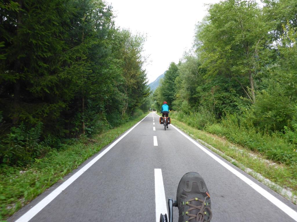 Weg nach Camporosso (Bild: Klaus Dapp)