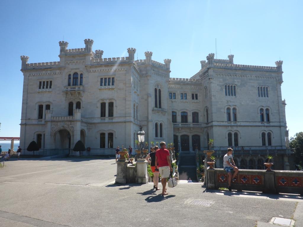 Schloss Miramar (Bild: Klaus Dapp)