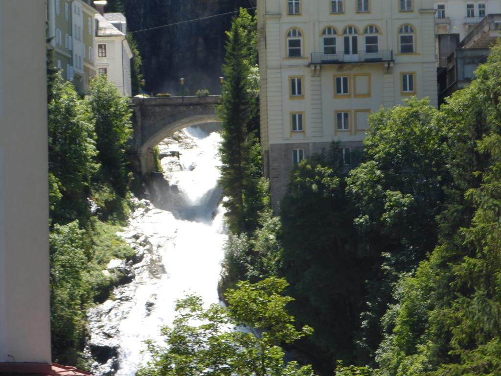Wasserfall in Bad Gastein (Bild: Klaus Dapp)