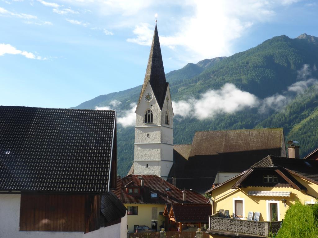Kirche von Obervellach (Bild: Klaus Dapp)