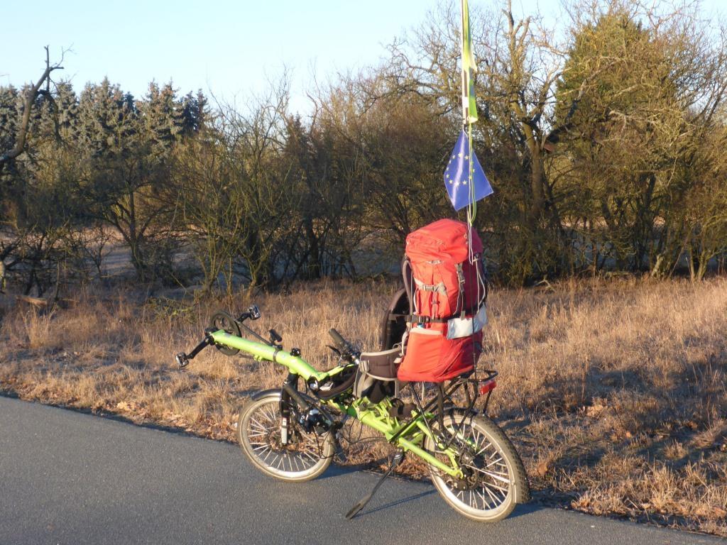 Grasshopper mit großem Rucksack (Bild: Klaus Dapp)