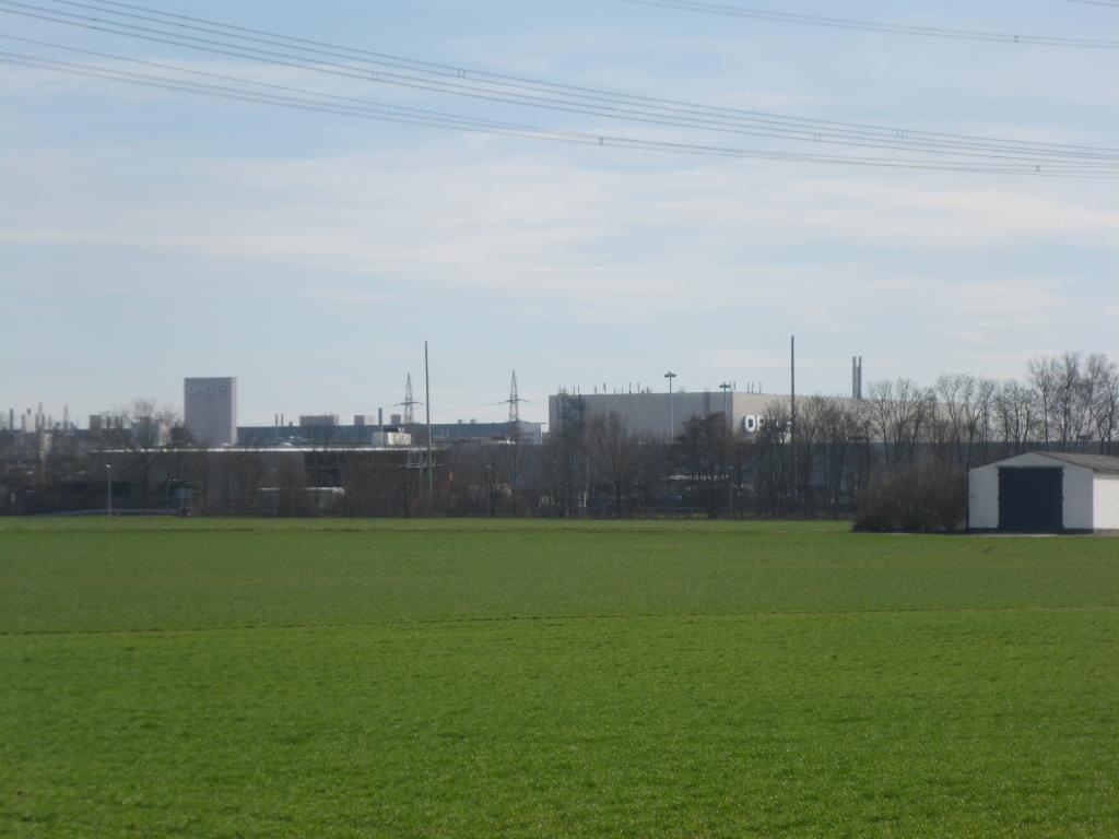 Opel-Werk in Rüsselsheim (Bild: Klaus Dapp)
