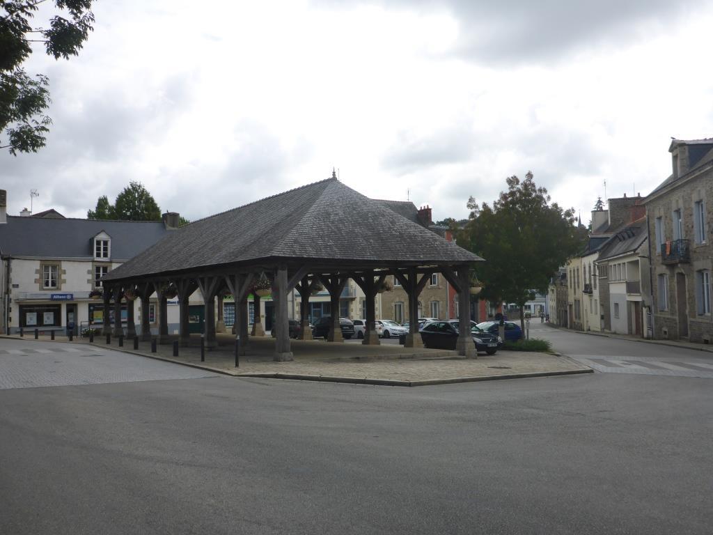 Markthalle in Rohan (Bild: Klaus Dapp)