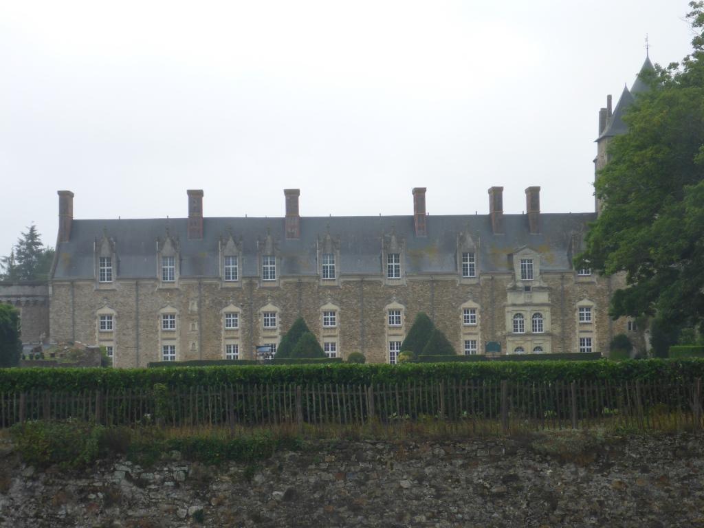 Château de la Groulais (Bild: Klaus Dapp)