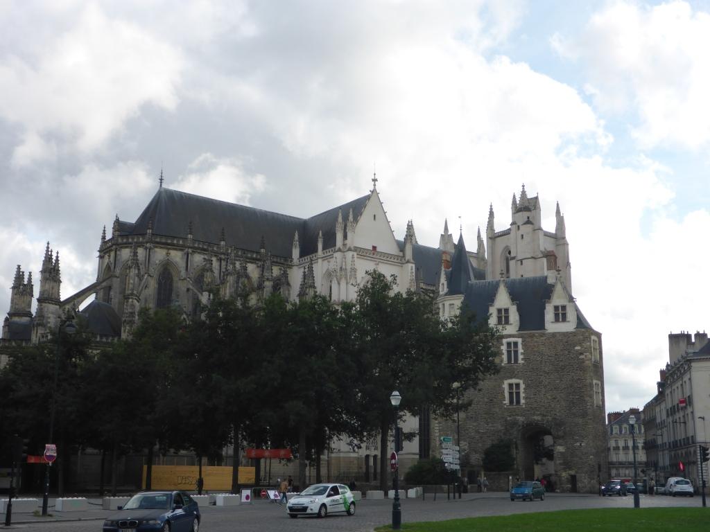 Kathedrale in Nantes (Bild: Klaus Dapp)