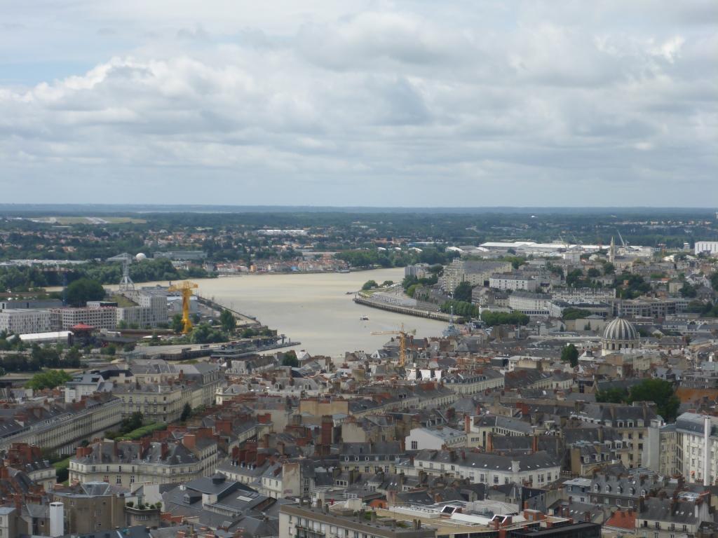 Blick auf die Loire (Bild: Klaus Dapp)