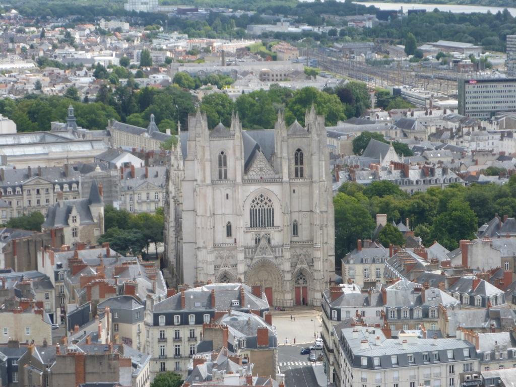 Blick auf die Kathedrale (Bild: Klaus Dapp)