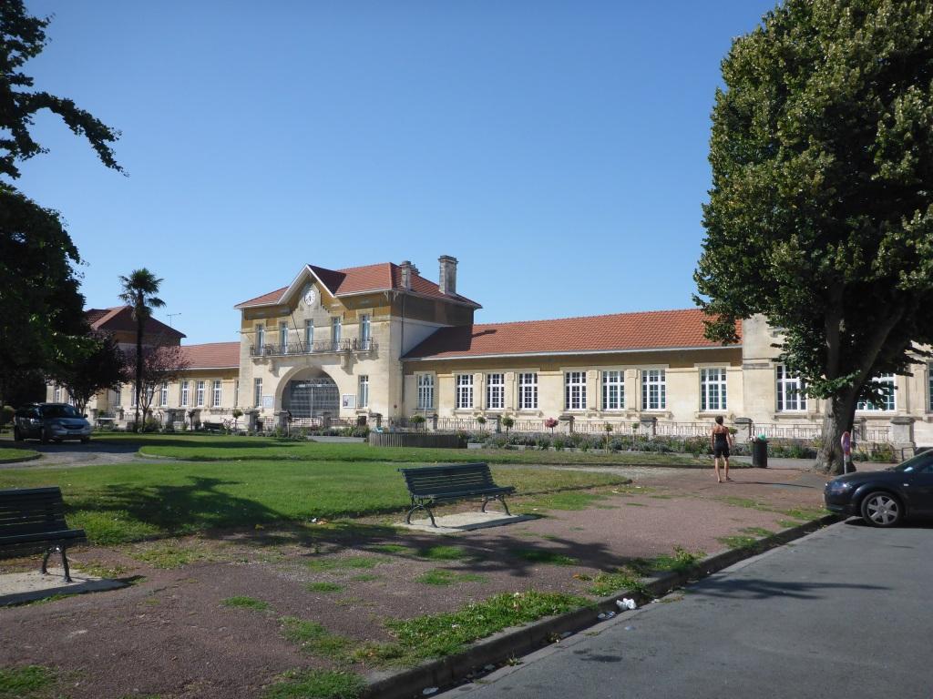 Schule in Rochefort (Bild: Klaus Dapp)