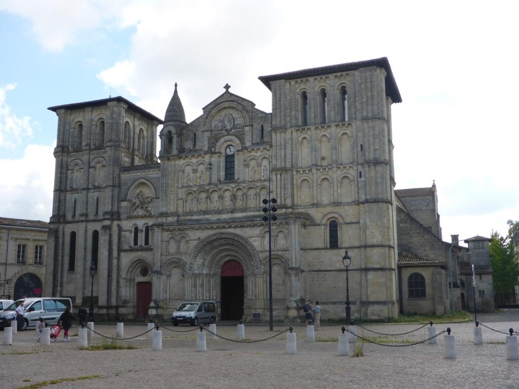 Basilika Saint-Michel (Bild: Klaus Dapp)