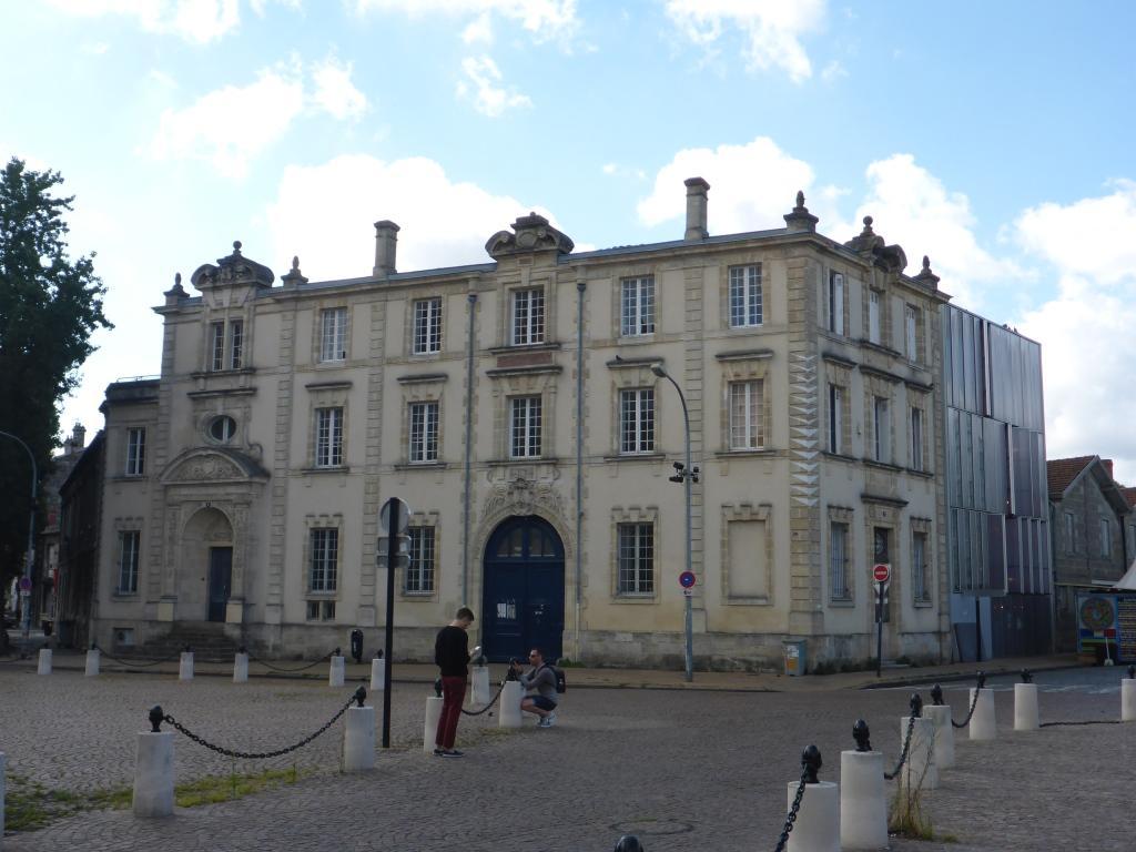 Stadthaus in der Altstadt (Bild: Klaus Dapp)