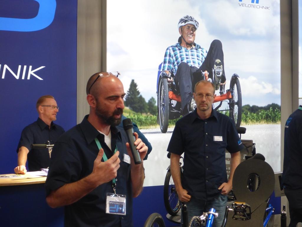 Heiko Truppel und Paul Hollands (Bild: Klaus Dapp)