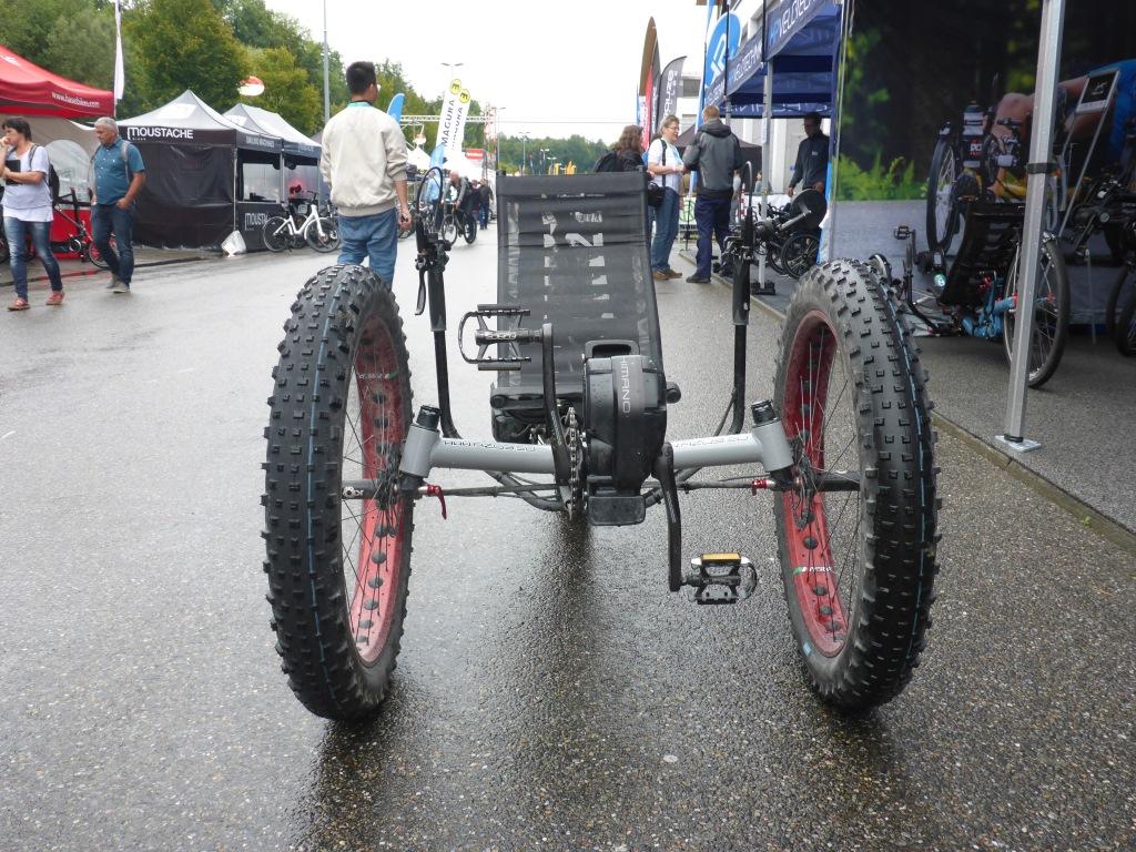 Azub Fat-Trike (Bild: Klaus Dapp)