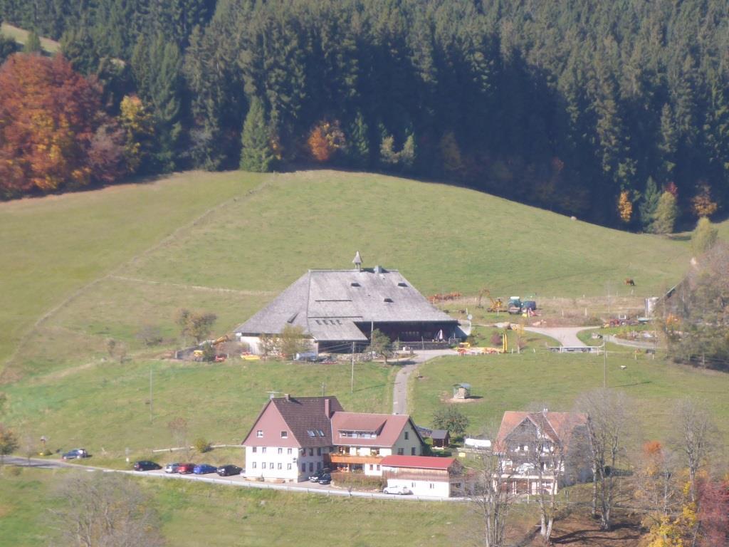 Schwarzwaldhof (Schlegelshof) in Rudenberg (Bild: Klaus Dapp)