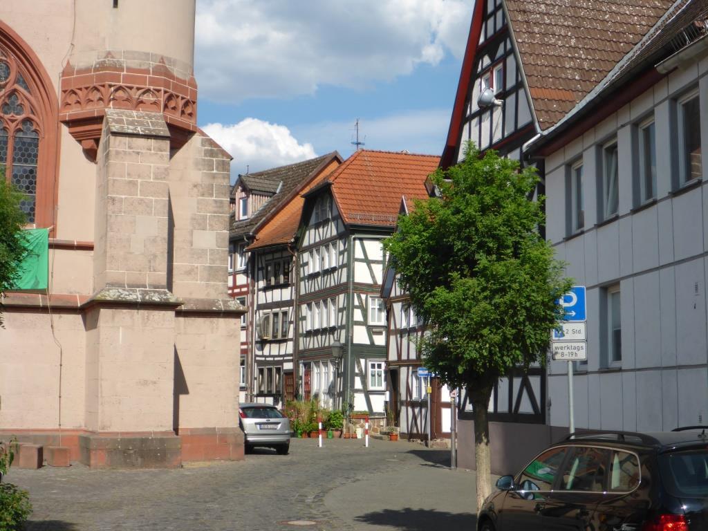 Altstadt in Schotten (Bild: Klaus Dapp)