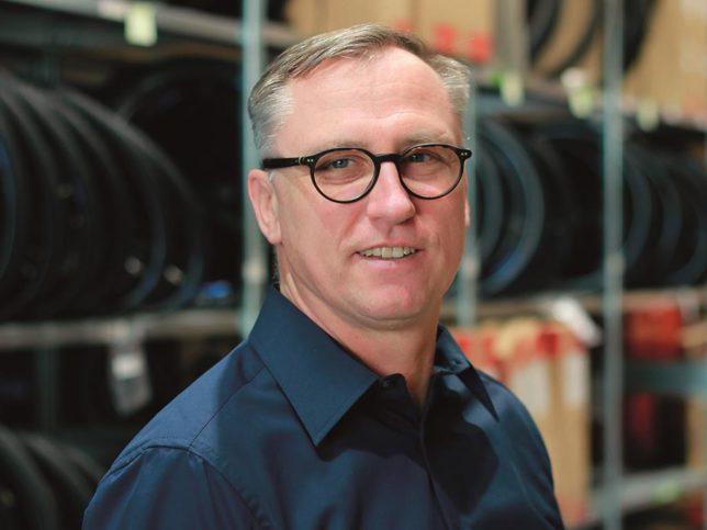 Claus-Peter Wolff, neuer Betriebsleiter von HP Velotechnik (Bild: HP Velotechnik)