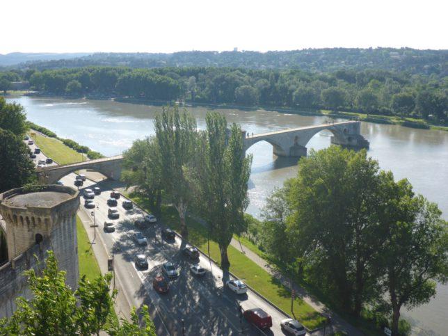 Brücke von Avignon (Bild: Klaus Dapp)