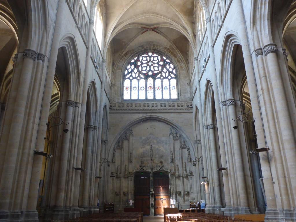 Kathetrale Saint Maurice in Vienne (Bild: Klaus Dapp)