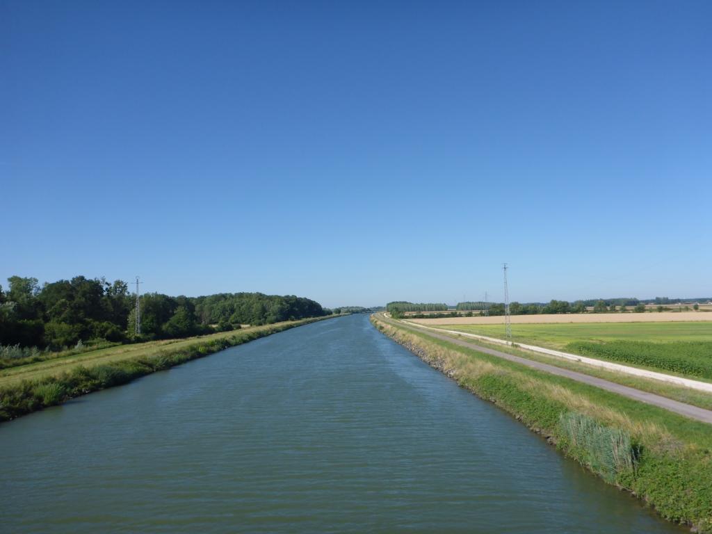 Canal de Bourgogne (Bild: Klaus Dapp)